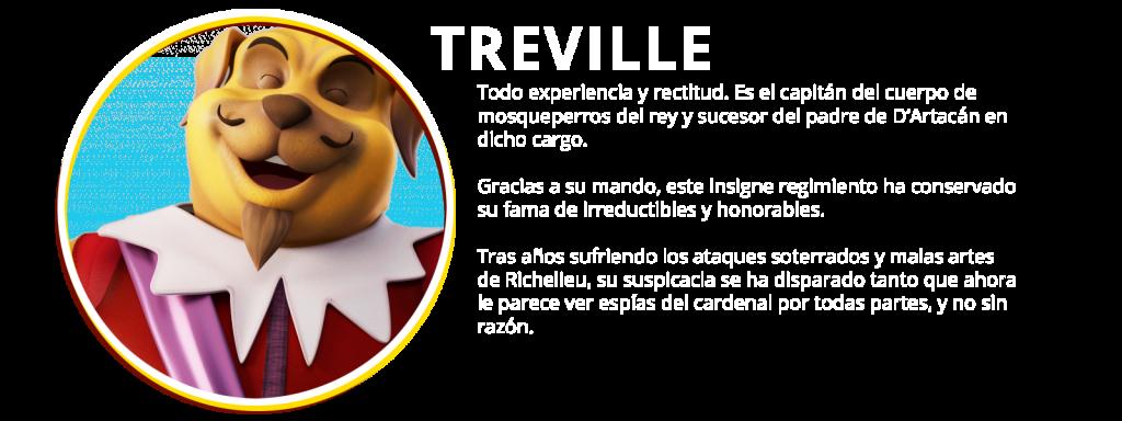 PERSONAJES 08 TREVILLE