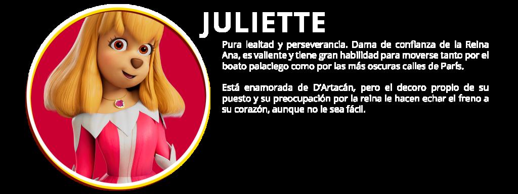 PERSONAJES 03 JULIETTE ok