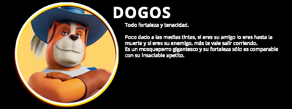 PERSONAJES 06 DOGOS ok